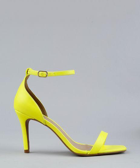 Sandalia-Feminina-Mindset-Salto-Alto-Amarelo-Neon-9377508- 5ed5e4ce06ea3