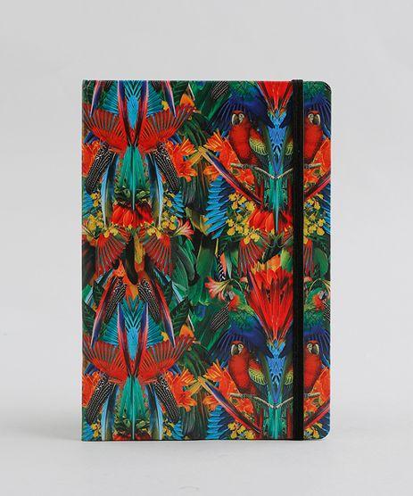 Caderno-Blueman-Com-Pauta-205-x-14-Estampado-Araras-Vermelho-9343160-Vermelho_1