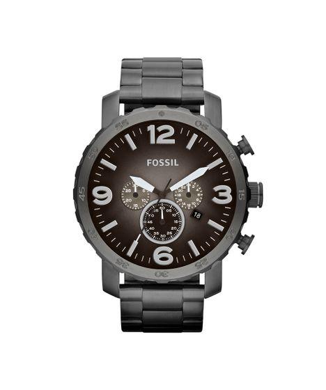 6adbdb07a1c Relógio Fossil Masculino Nate - JR1437 4PN - cea