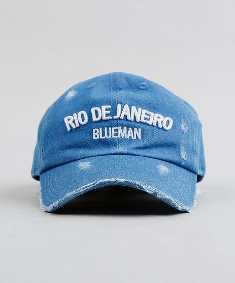 Bone-Infantil-Blueman-Rio-de-Janeiro-em-Jeans-Azul-Medio-9286857-Azul_Medio_1
