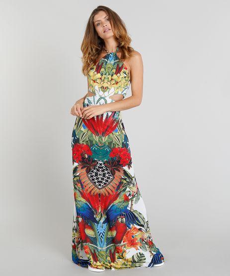 Vestido-Feminino-Longo-Halter-Beck-Blueman-Estampado-Araras-com-Vazado-Vermelho-9254688-Vermelho_1
