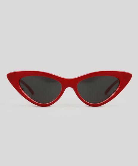 Oculos-de-Sol-Gatinho-Triya-Feminino-Vermelho-9343653-Vermelho_1