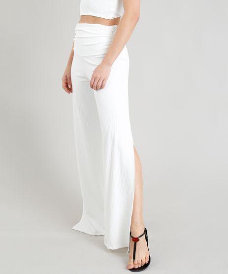 Calca-Pantalona-Feminina-Triya-Canelada-com-Fenda-Branca-9316966-Branco_1