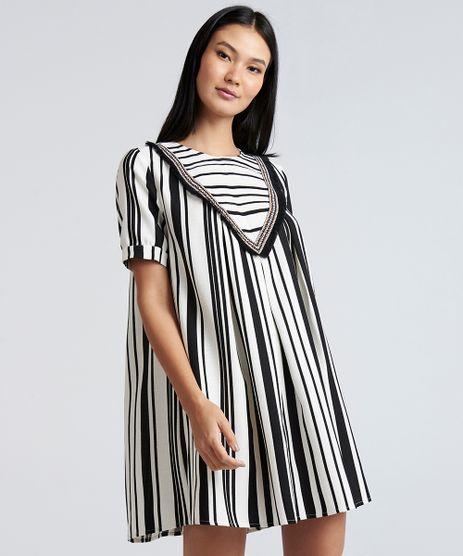 Vestido-Feminino-Mindset-Listrado-Etnico-Curto-Branco-9385642-Branco_1