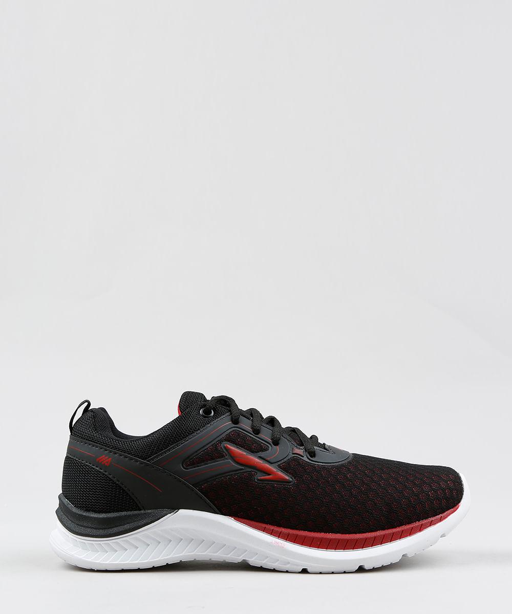 d4b83895d7 ... Tenis-Masculino-Esportivo-Running-Ace-Preto-9323877-Preto 1
