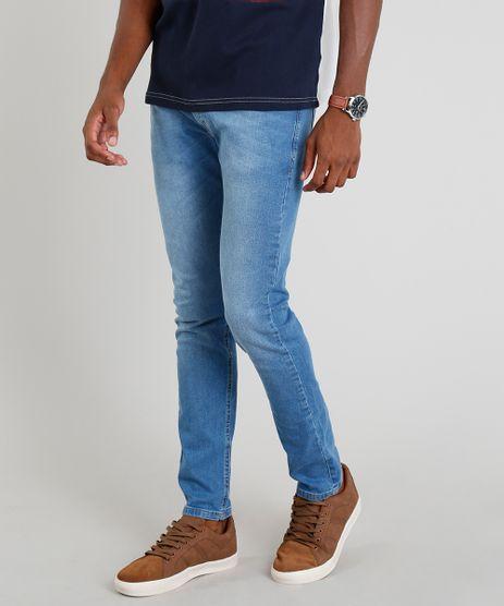Calca-Jeans-Masculina-Slim-Azul-Medio-9306433-Azul_Medio_1