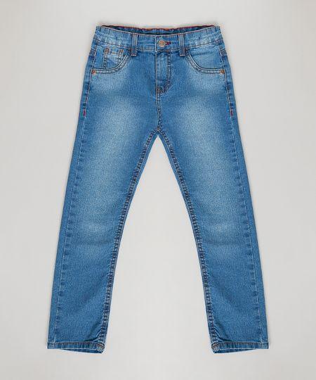 79c71d333 Calça Jeans Colcci Slim Azul   Menor preço com cupom