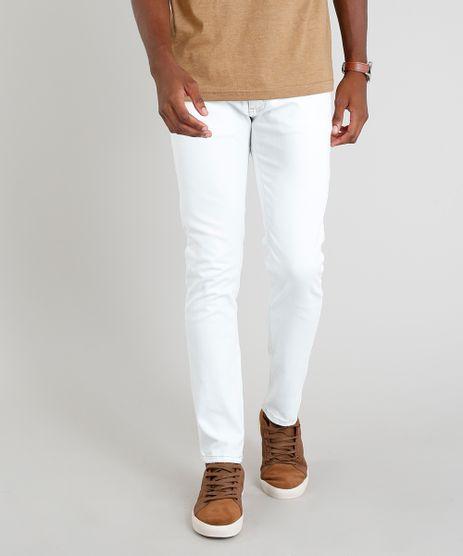 Calca-Jeans-Masculina-Slim--Branca-9306434-Branco_1