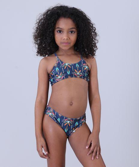 Biquini-Infantil-Cia--Maritima-Estampado-Boho-Chic-com-Protecao-UV50--Azul-Marinho-9285652-Azul_Marinho_1