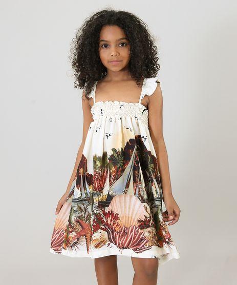 Vestido-Infantil-Agua-de-Coco-Estampado-Corais-Off-White-9333972-Off_White_1