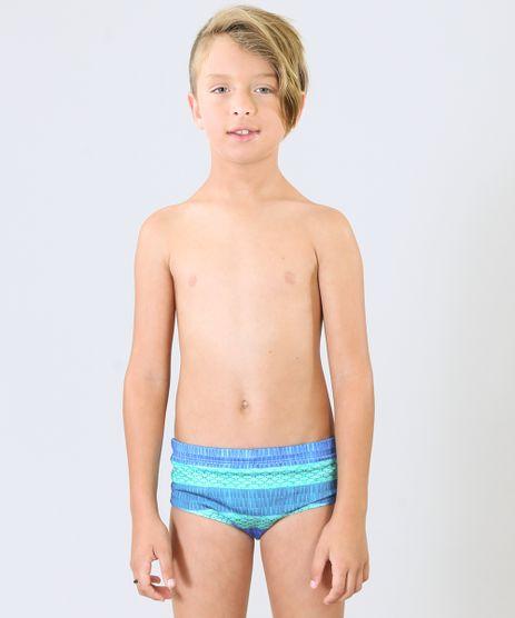 Sunga-Infantil-Blueman-Tal-Pai-Tal-Filho-Estampada-Stripes-com-Protecao-UV50--Azul-9284750-Azul_1