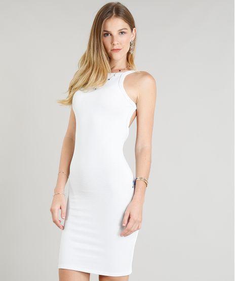 87a9eb376 Vestido-Feminino-Cavado-com-Lurex-Branco-9343206-Branco 1