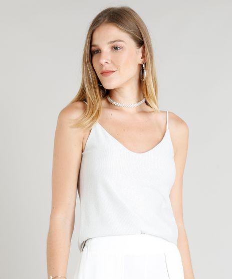 Regata-Feminina-em-Lurex-Alcas-Finas-Decote-V-Off-White-9354854-Off_White_1