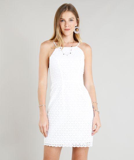 Vestido-Feminino-Curto-em-Laise-Alca-Fina-Branco-9251889-Branco_1