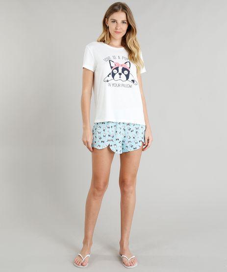 Pijama-Feminino-Cachorro-Manga-Curta-Off-White-9281239-Off_White_1