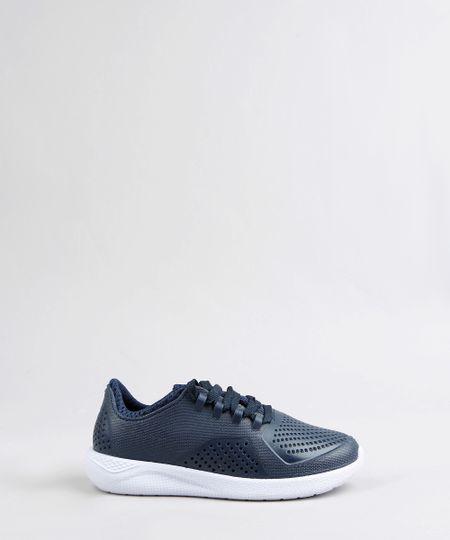 43228350b9 Menor preço em Tênis Infantil Esportivo Running com Microfuros Azul Marinho