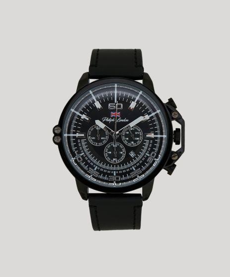 Relogio-Cronografo-Philiph-London-Masculino---PL80065612M-Preto-9415823-Preto_1