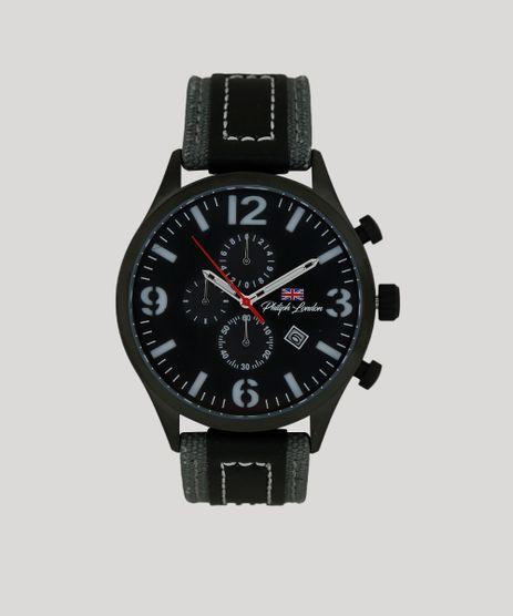 Relogio-Cronografo-Philiph-London-Masculino---PL80055612M-Preto-9415836-Preto_1