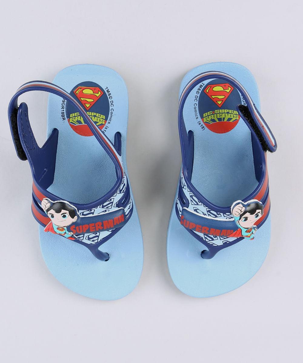 a10b2dbc7b ... Chinelo-Infantil-Grendene-Super-Homem-Azul-Marinho-9363834-