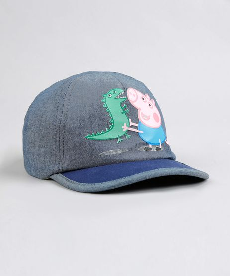 //www.cea.com.br/bone-infantil-aba-curva-george-pig-em-jeans-azul-9287839-azul/p?idsku=2522376