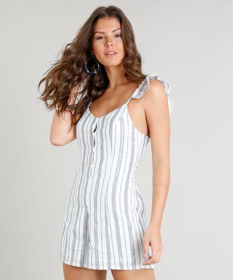 Macaquinho-Feminino-Listrado-com-Lurex-e-Botoes-Branco-9252486-Branco_1