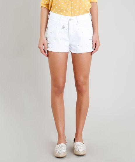 Short-Jeans-Feminino-Boy-Destroyed-com-Bordado-de-Brilho-e-Barra-desfiada-Branco-9365663-Branco_1