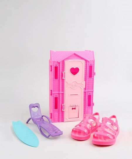 Sandalia-Infantil-Barbie-com-Casa-de-Praia-Pink-9278672-Pink_1