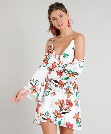 Vestido-Feminino-Curto-Open-Shoulder-Estampado-Floral-Manga-Longa-Decote-V-Branco-9355879-Branco_1