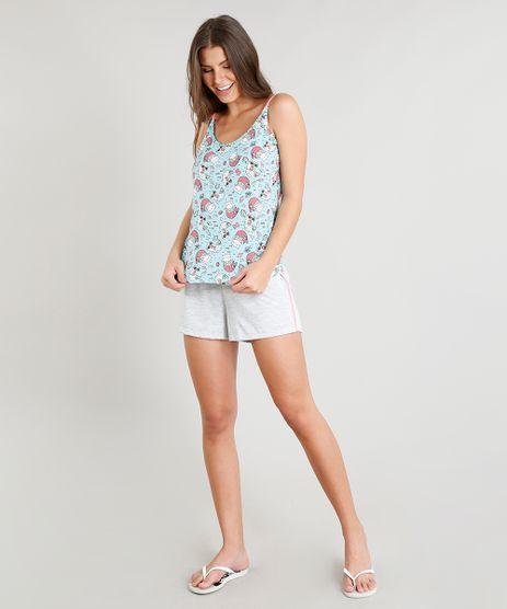 Pijama-Feminino-Estampado-Gato-Sereia-Regata-Azul-Claro-9296027-Azul_Claro_1