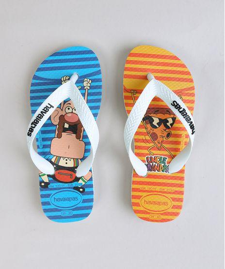 Chinelo-Infantil-Havaianas-Titio-Avo-Estampado-Bege-9354812-Bege_1
