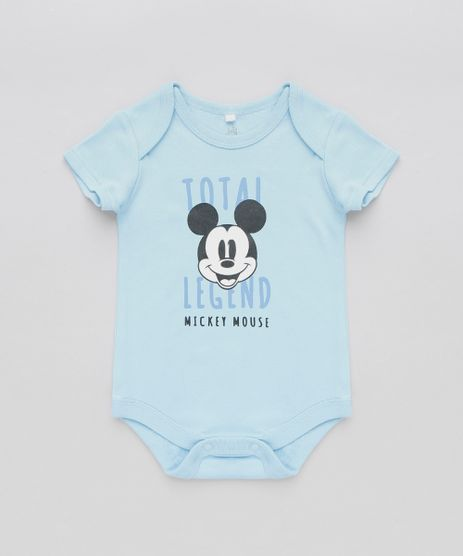 Body-Infantil-Mickey--Total-Legend--Manga-Curta-Gola-Careca-Azul-Claro-9190675-Azul_Claro_1