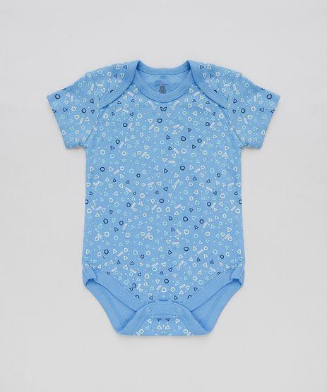 Body-Infantil-Estampado-Geometrico-Manga-Curta-Gola-Careca-Azul-9198410-Azul_1