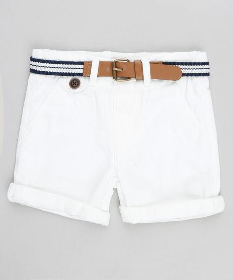 Bermuda-Infantil-Slim-com-Cinto-Cadarco-Listrado-Off-White-8710132-Off_White_1