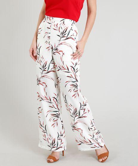 Calca-Pantalona-Feminina-Estampada-de-Folhas-Off-White-9251793-Off_White_1