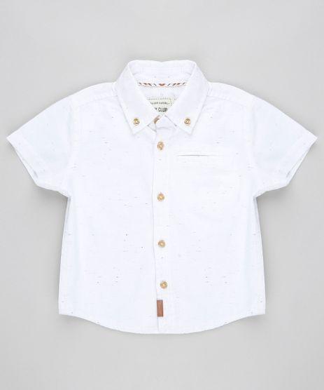 Camisa-Infantil-Manga-Curta-com-Bolso-Branca-9307470-Branco_1