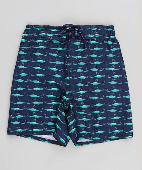 Bermuda-Surf-Infantil-Estampada-de-Jacares-com-Cordao-Azul-Marinho-9371129-Azul_Marinho_1