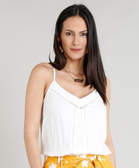 Regata-Feminina-Ampla-Decote-V-com-Renda-Branca-9273825-Branco_1