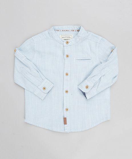 Camisa-Infantil-Listrada-Gola-Padre-Manga-Longa-Azul-Claro-9206091-Azul_Claro_1