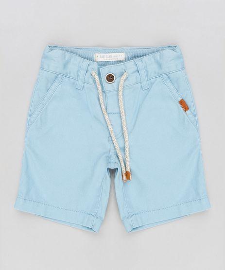 Bermuda-Color-Infantil-Reta-com-Cordao-Azul-Claro-9197967-Azul_Claro_1