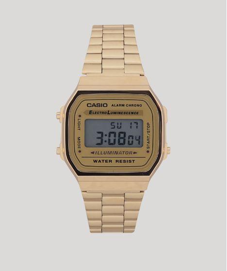 96a70314b9c Relogio-Digital-Casio-Masculino---A168WG9WDFU-Dourado-8091906- ...