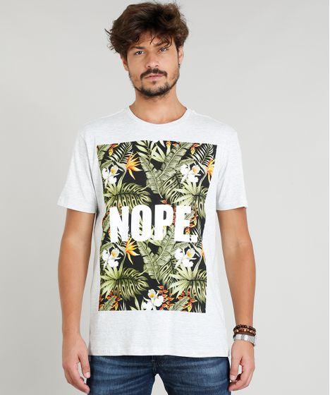 cf5aec3874 Camiseta Masculina