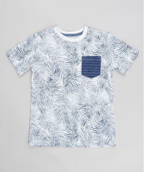 Camiseta-Infantil-Estampada-Tropical-com-Bolso-e-Manga-Curta-Off-White-9389049-Off_White_1