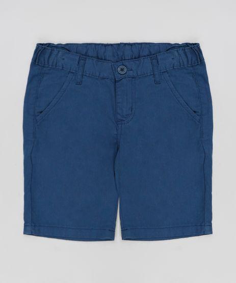 Bermuda-Color-Infantil-Basica-com-Bolsos-Azul-Marinho-9418843-Azul_Marinho_1