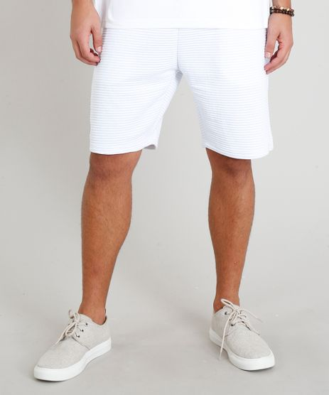 Bermuda-Masculina-Texturizada-Branca-9261521-Branco_1