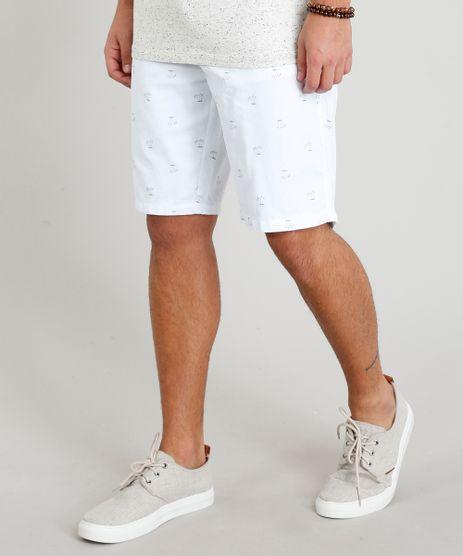 Bermuda-Masculina-Estampada-de-Coqueiros-Branca-9294052-Branco_1