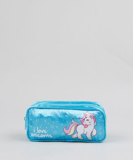 Estojo-Escolar-Infantil-Unicornio-com-Divisorias-Azul-Claro-9235549-Azul_Claro_1