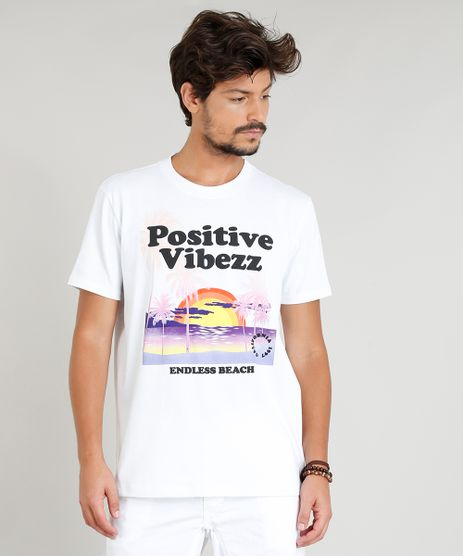 Camiseta-Masculina--Positive-Vibezz--Manga-Curta-Gola-Careca-Branca-9349992-Branco_1