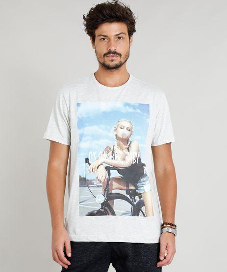 Camiseta-Masculina--It-s-Summer-Baby--Manga-Curta-Gola-Careca-Cinza-Mescla-Escuro-9302122-Cinza_Mescla_Escuro_1