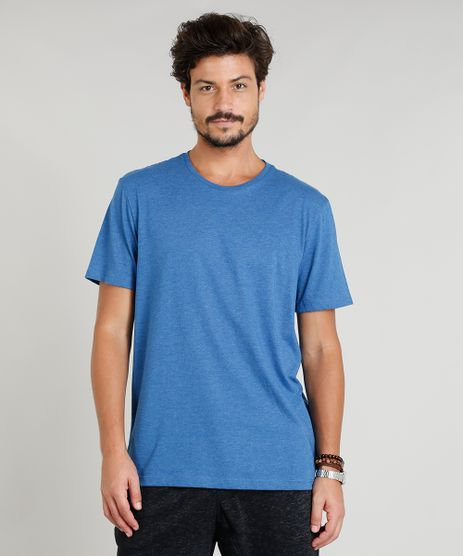 Camiseta-Masculina-Basica-Manga-Curta-Gola-Careca-Azul-9278984-Azul_1