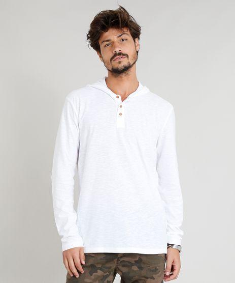 Camiseta-Masculina-Flame-com-Botoes-e-Capuz-Manga-Longa-Branca-9248983-Branco_1